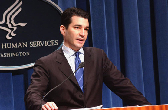 trump nominates scott gottlieb to lead fda the scientist magazine